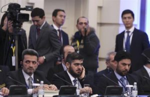 Astana Peace Talks Trigger Infighting among Rebel Opposition