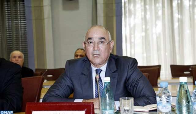 Charki Draiss Urges Al Hoceima's Officials to Speed Up Social Development Projects