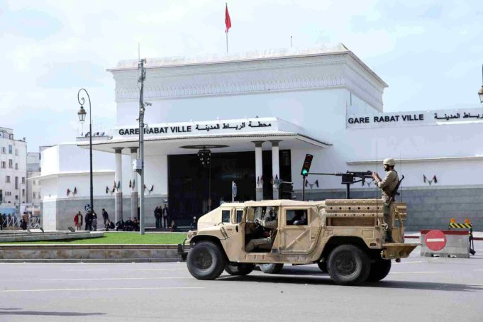 Cinema: Chinese Tanks and Soldiers Invade Rabat
