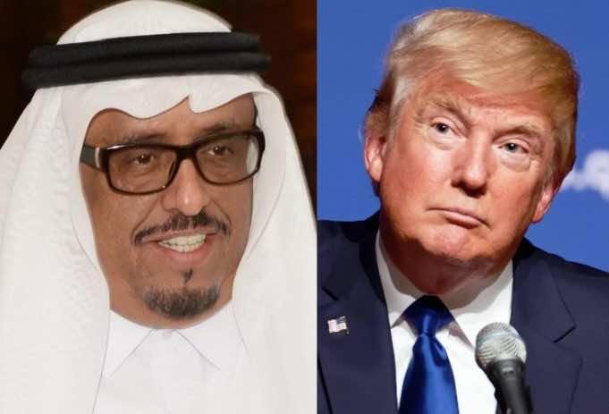 Dubai Police Chief Endorses Donald Trump Muslim Ban