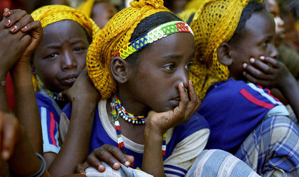 Zero Tolerance to Female Genital Mutilation