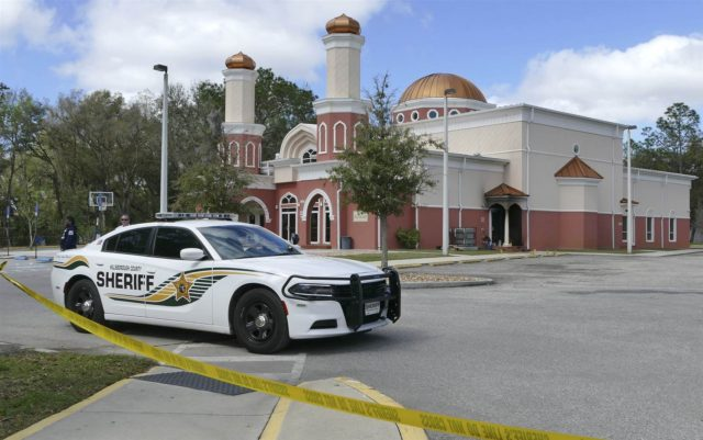 Florida Mosque Target of Arson Attack