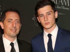 Gad Elmaleh's Son Walks at New York Fashion Week