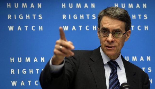 Israel Denies Human Rights Watch Work Permit