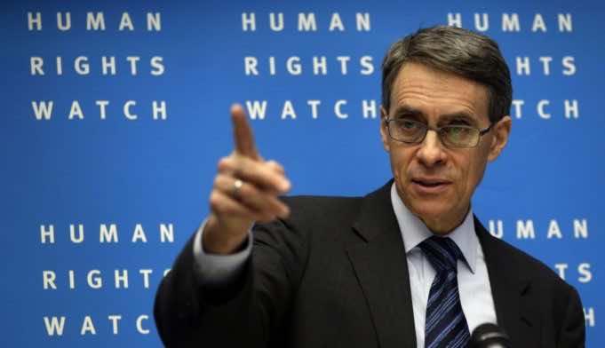 Israel Denies Human Rights Watch Work Permit