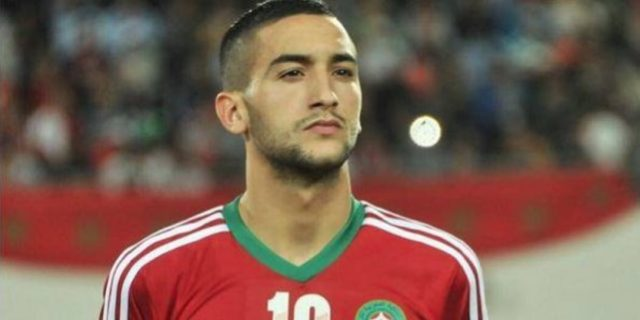 Hakim Ziyech Named Ajax Amsterdam Player of the Year