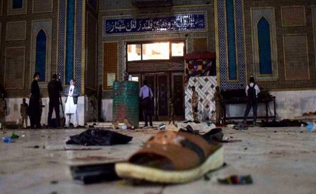 ISIS Bombing Kills 72 at Sindh Sufi Shrine in Pakistan