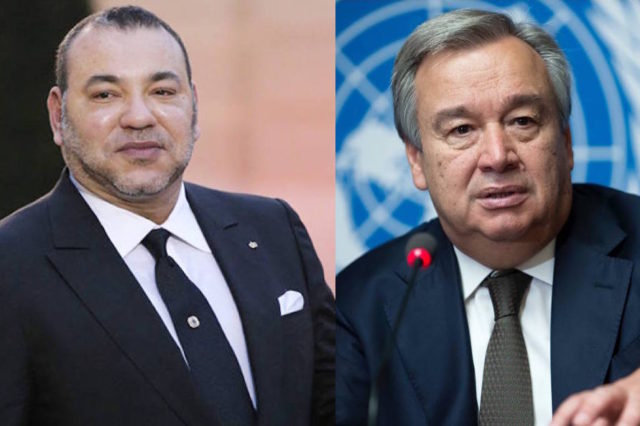 King Mohammed VI Calls UN to Take Necessary Measures on Guergarate Situation