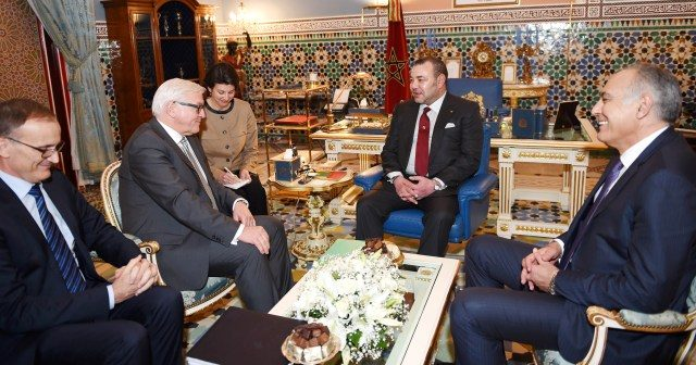 King Mohammed VI Congratulates Frank-Walter Steinmeier on Election as Pres. of Germany