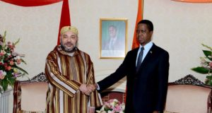 King Mohammed VI Invites Zambian President to Visit Morocco