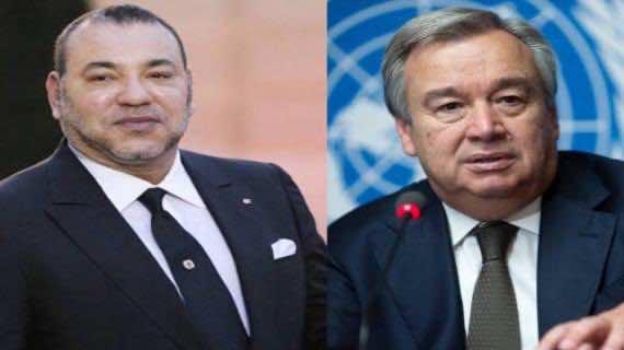Algeria Bears 'Full Responsibility' in Western Sahara Conflict: King Mohammed VI