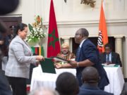 King Mohammed VI and Zambian President Sign 19 Economic Partnership Agreements