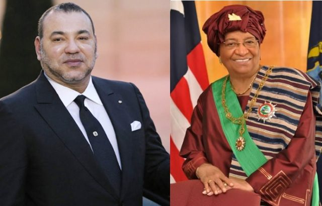 King Mohammed VI to Visit Liberia