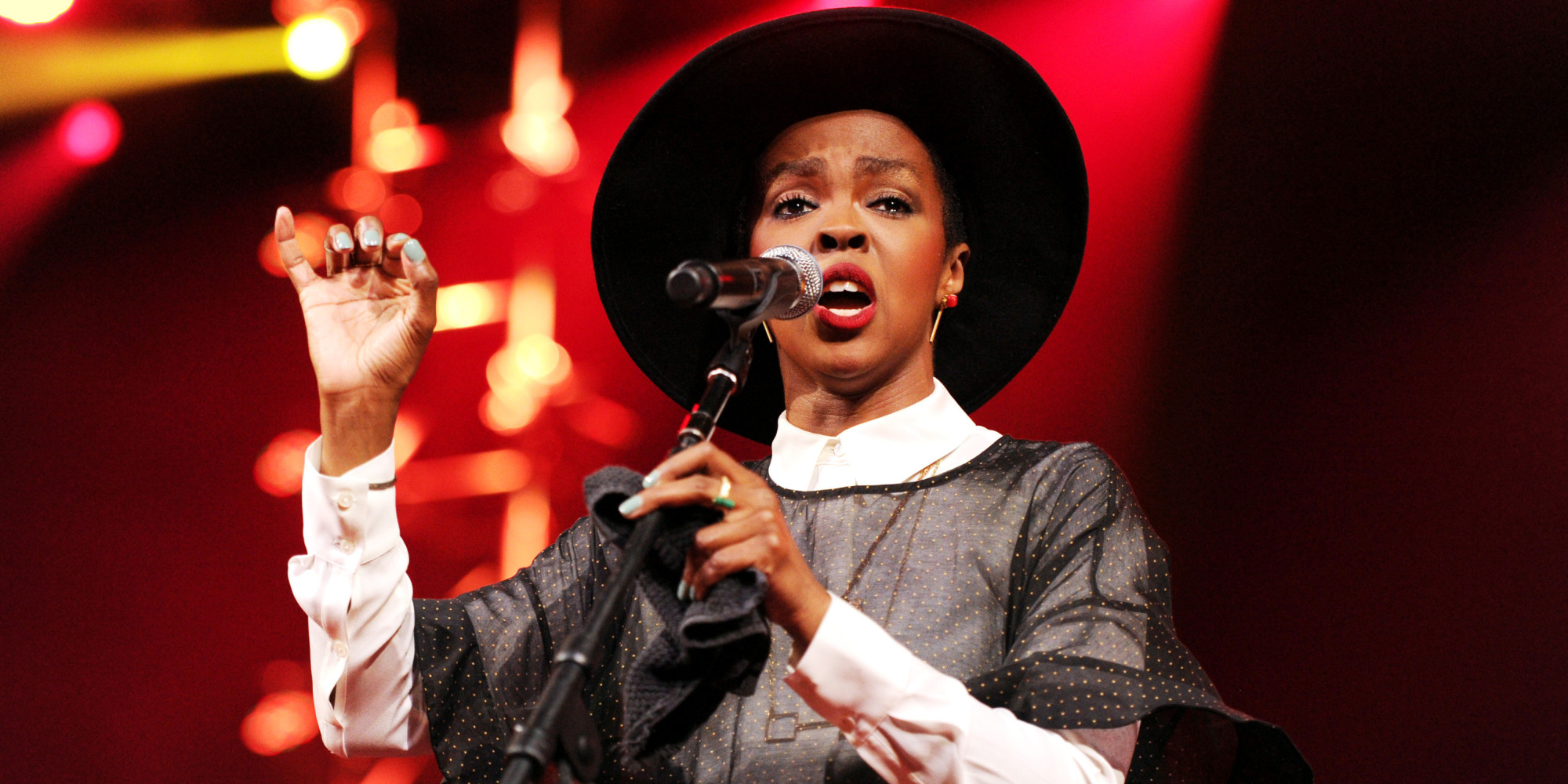 Lauryn Hill Rumored to Appear at Mawazine 2016