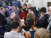 Major News Media Shut out of White House Briefing
