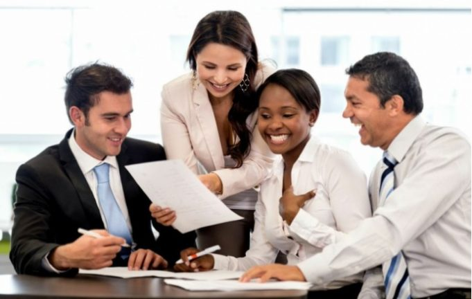 Management: Setting up Effective Teams