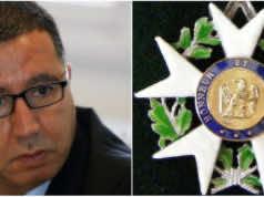 Moroccan Businessman Adam Hachimi Awarded Insignia of Knight of Honor Legion