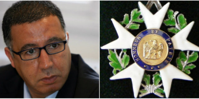 Moroccan Businessman Adam Hachimi Awarded Insignia of Knight of Honor Legion
