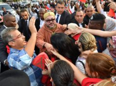 Morocco Courts Ghana, Long Time Polisario Supporter