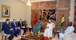 Morocco to Donate 20,000 Tons of Fertilizer to Guinea
