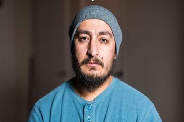 Muslim Man Makes Winter Trip on Foot to Cross Canadian Border