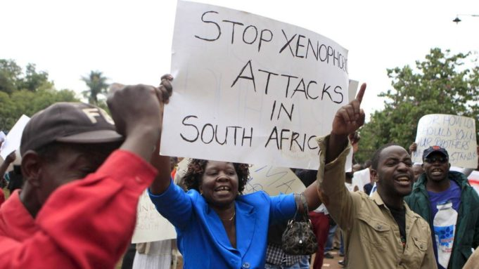 Nigerians in South Africa Victims of Recent Xenophobic Violence