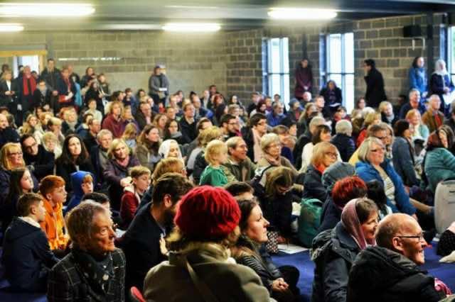 Более 150 Мечети открывают свои двери для немусульман в Великобритании