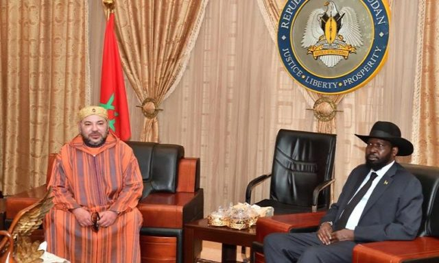 President Salva Kiir Says There is no Parallel Between Western Sahara ad South Sudan