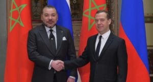 Russia's Prime Minister Dmitry Medvedev to Visit Morocco
