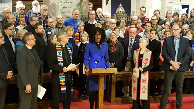 Sanctuary for Refugees and Immigrants Makes a Return in US Churches