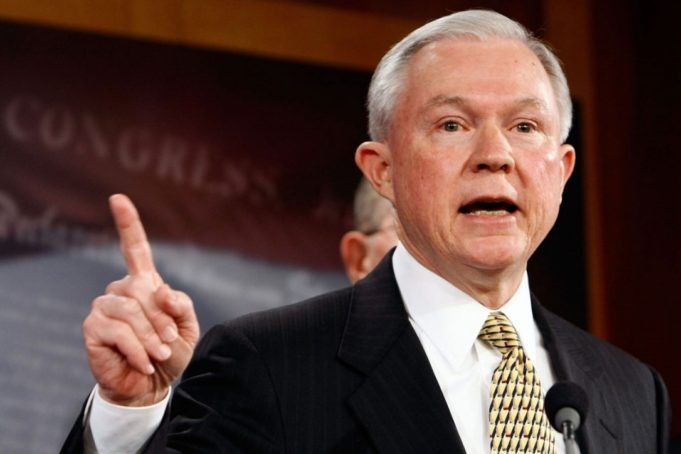 Senator Jeff Sessions Confirmed as Next US Attorney General