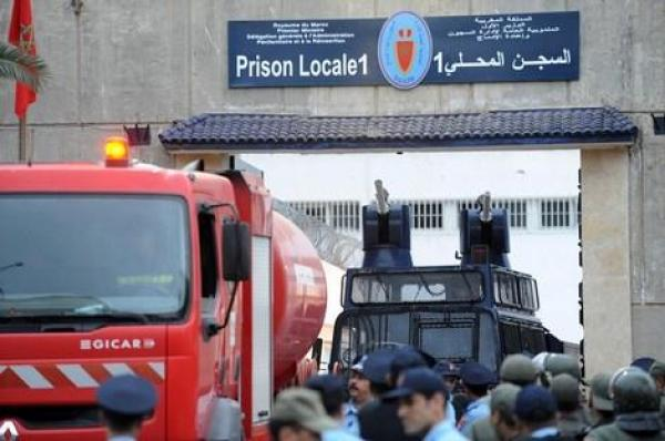 Seven Prisoners Escape from Youth Detention in Salé Prison