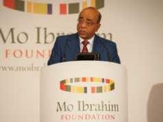 Sudanese billionaire, Mo Ibrahim