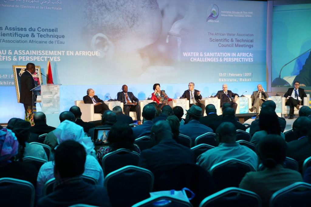 The African Water Association (AAE) conference