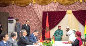 Visits of King Mohammed VI Bring Benefits to Guinea: Alpha Condé