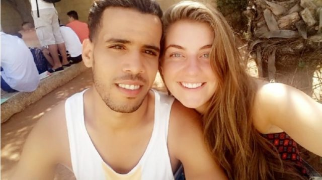 Young Moroccan Finds Love in a Refugee Camp