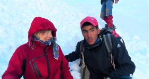 Young Moroccan Hero Rescues Swiss Woman on Mount Toubkal
