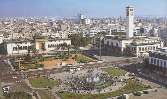 Police Arrest 10 in Sbata, Casablanca