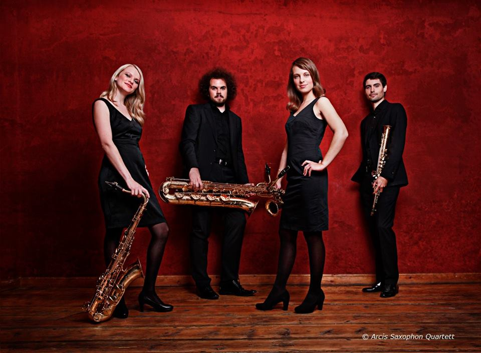 concert arcis saxophone