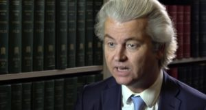Geert Wilders, Dutch politician would be a handy primer. Sitting down with the leader of the Dutch Party for Freedom (PVV)
