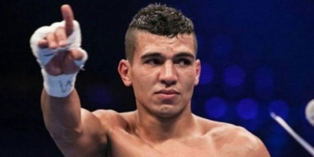 Mohamed Rabii to Make Pro Debut