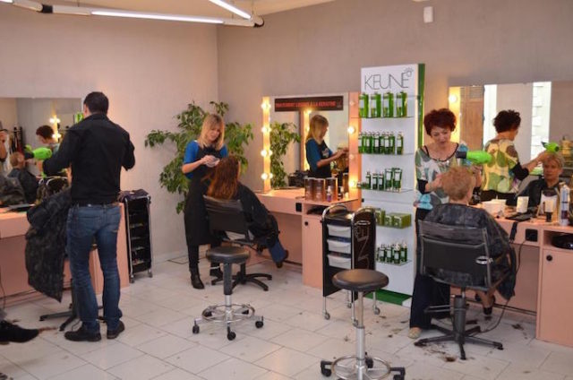 spas and beauty centers