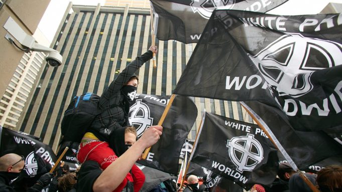 white nationalists groups