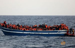 146 Migrants Feared Missing after Boat Capsizes
