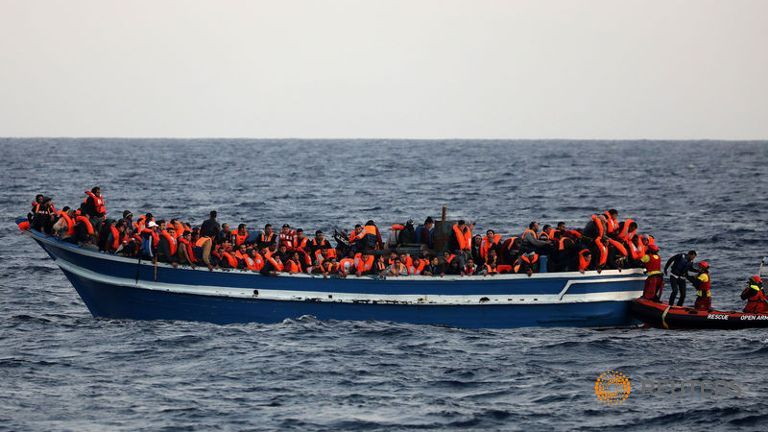 Dozens Of Migrants Are Feared To Have Drowned Off The Libyan Coast