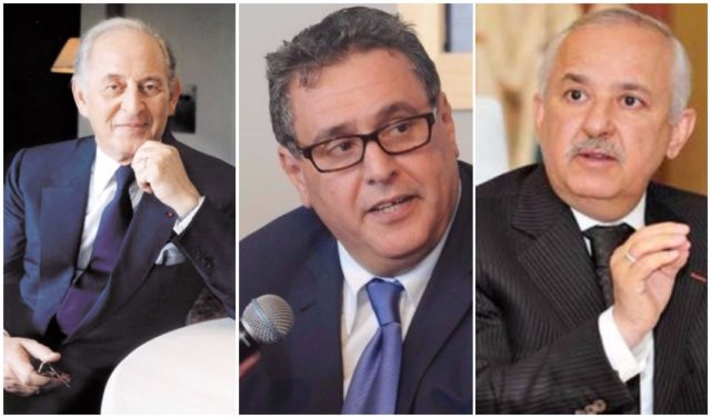Richest Men in Morocco: Benjelloun, Akhannouch and Sefrioui