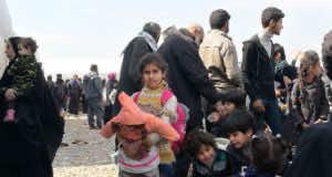 320,000 Civilians May Flee West Mosul