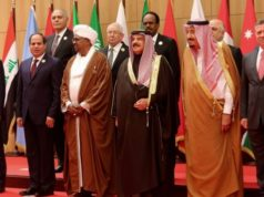 Arab Summit in Jordan
