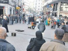 Art is Not a Crime: Sit-In to Protest Street Music Ban in Casablanca