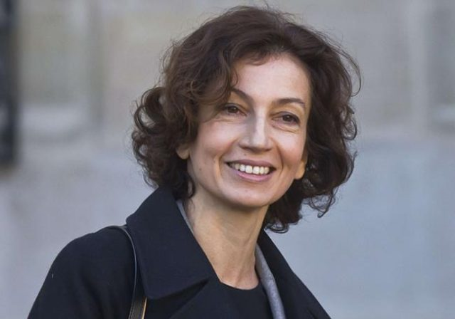 Moroccan-French Audrey Azoulay Elected Head of UNESCO